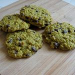 Soaked Oatmeal Chocolate Chip Lactation Cookies