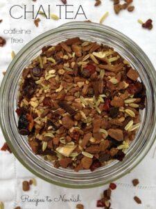 Chai Tea | Recipes to Nourish