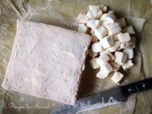 Homemade Honey Sweetened Cinnamon Marshmallows | Recipes to Nourish