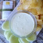 Real Food French Onion Dip