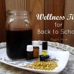 Wellness Tips for Back to School