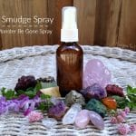 DIY Smudge Spray + How to Help Your Kids When They Have Trouble Sleeping