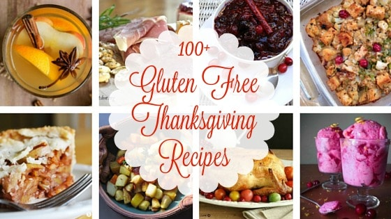 100+ Gluten Free Thanksgiving Recipes ... all seasonal + real food recipes, everything from mains to sides to drinks to desserts. | Recipes to Nourish