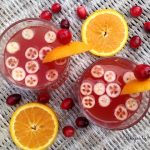 Cranberry Orange Mocktail