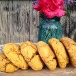 Sweet Potato Biscuits {Gluten Free}