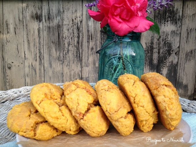 Sweet Potato Biscuits | Recipes to Nourish