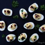 Easy Instant Pot Deviled Eggs