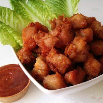 Grain Free Chicken Nuggets | Recipes to Nourish