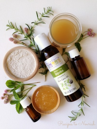 Natural Skin Care Made Easy | Recipes to Nourish