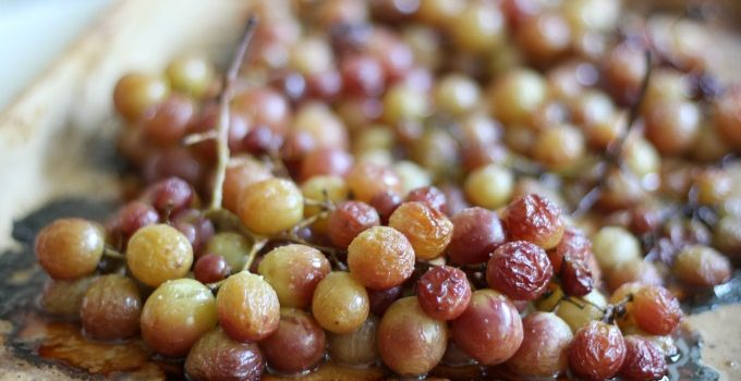 Roasted Grapes {Grain Free, Real Food}