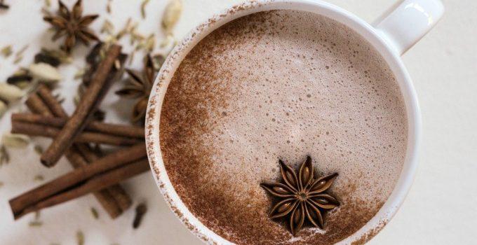 Chai Hot Chocolate {Nourishing + Real Food}