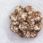 Grain Free Chocolate Crinkles