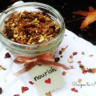 Caffeine Free Immune Boosting Chai Tea