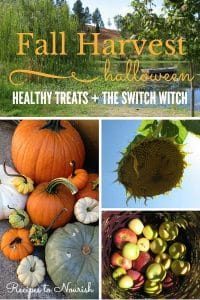 Fall Harvest vs. Halloween | Recipes to Nourish