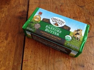 Organic Valley Pasture Butter | Recipes to Noutish