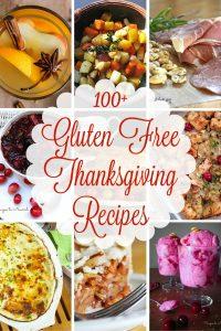 100+ Gluten Free Thanksgiving Recipes | Recipes to Nourish