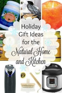 Holiday Gift Ideas for the Natural Home and Kitchen ::: Recipes to Nourish