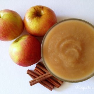 3 Minute Instant Pot Applesauce