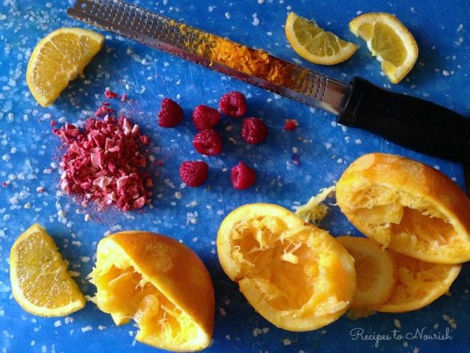 Nutrient Dense Raspberry Smoothie | Recipes to Nourish