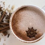 Chai Hot Chocolate {Nourishing + Real Food}