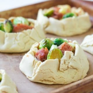 Savory Breakfast Hand Pies {Grain Free}