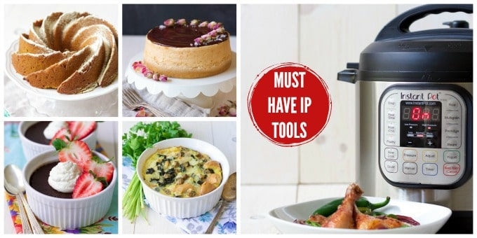 Wondering what Instant Pot accessories are a must for this amazing kitchen tool? I've got you covered with the best Instant Pot accessories! | Recipes to Nourish