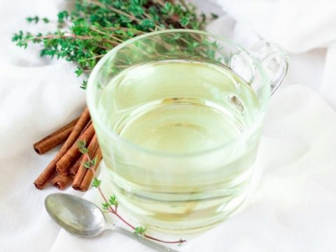 Immune Boosting Cinnamon Thyme Tea Recipes To Nourish