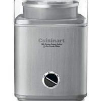 Cuisinart 2-Quart Automatic Frozen Yogurt, Sorbet, and Ice Cream Maker